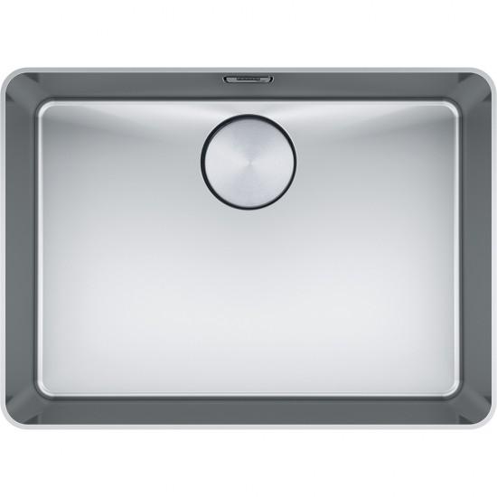 Franke Mythos MYX 210-55 Inox Tezgah Altı / Tezgaha Sıfır Paslanmaz Çelik Evye