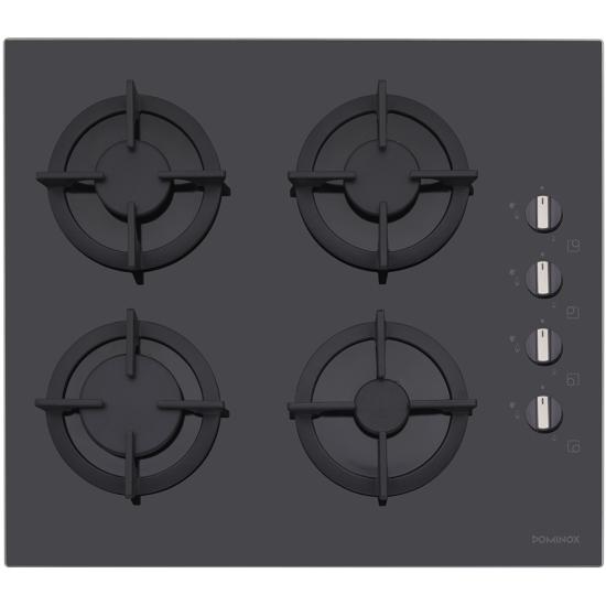Dominox Siyah Döküm Izgara Cam Set