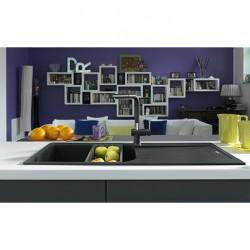 Franke Urban UBG 611-100 Granit Bianco Tezgaha sıfır / Üstü Granit Evye
