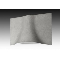 Franke Faber VEIL EG A90 Concrete Gri Duvar Tipi Davlumbaz