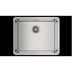 Teka BE LINEA 50.40 RS15 Tezgah Altı Damlalıksız Tek Hazneli Paslanmaz Çelik Evye